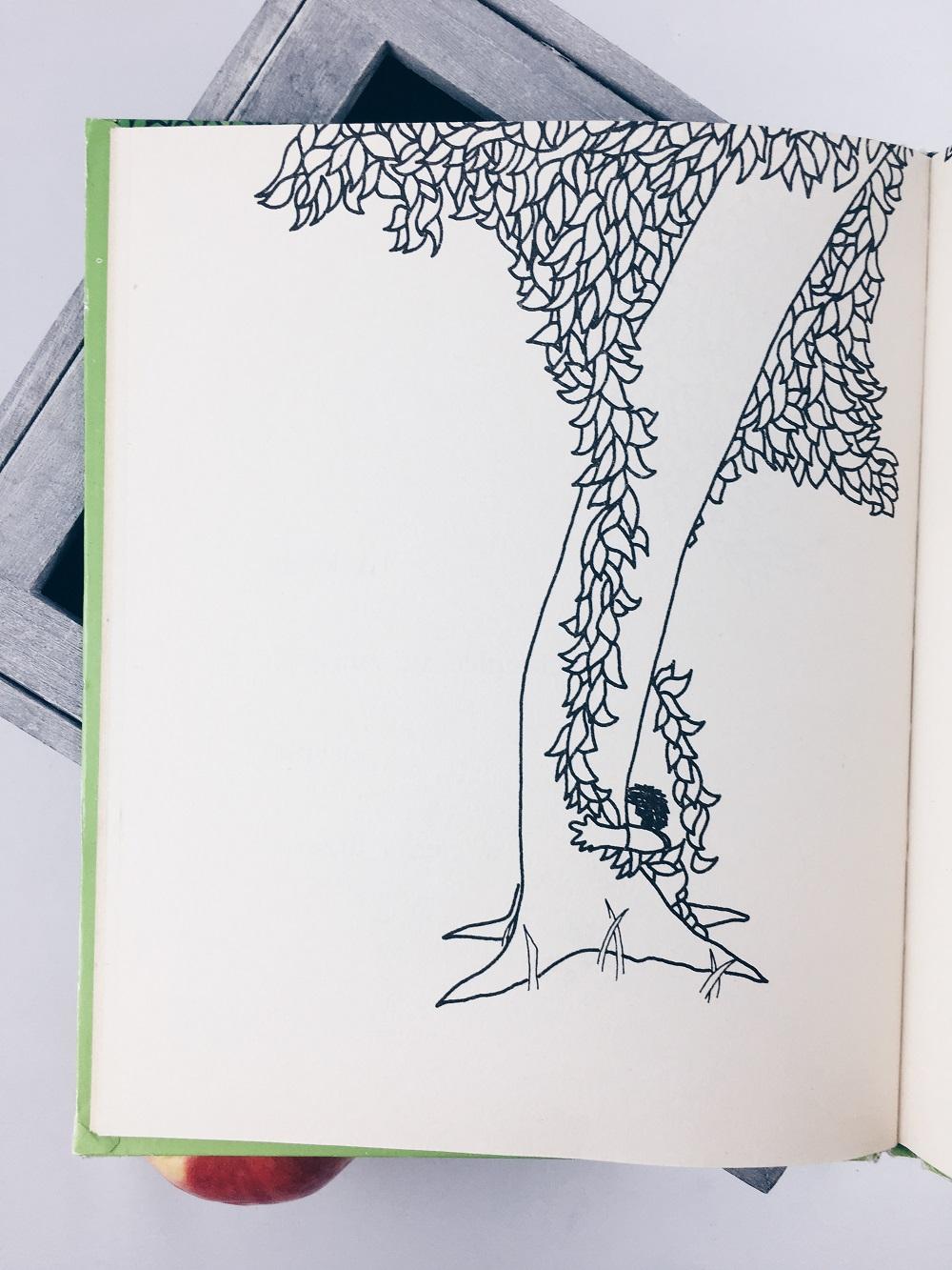Drzewo, które umiało dawać