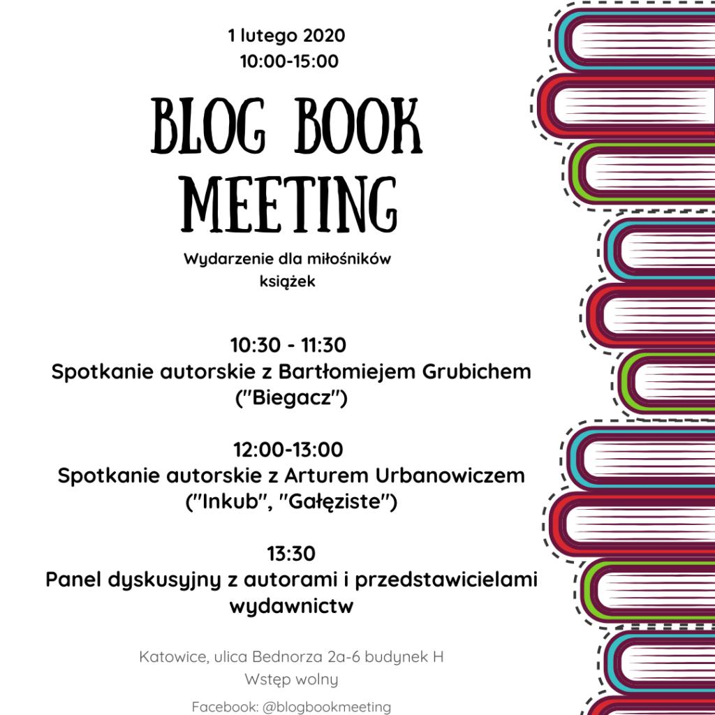 Blog Book Meeting